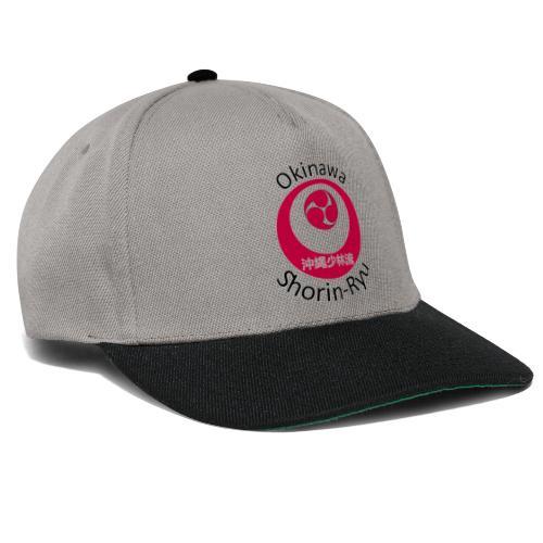 Okinawa Shorin Ryu - Snapback Cap