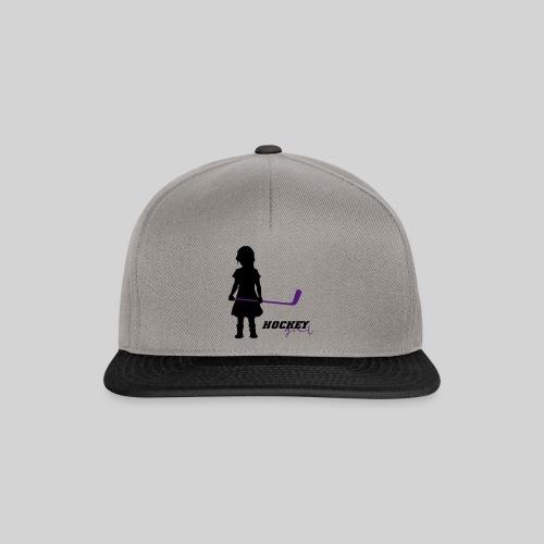 Hockey Girl I - Snapback Cap