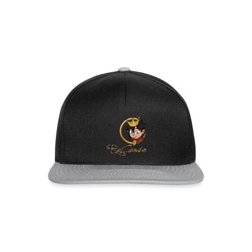 RE_CENSO---logo-grande - Snapback Cap