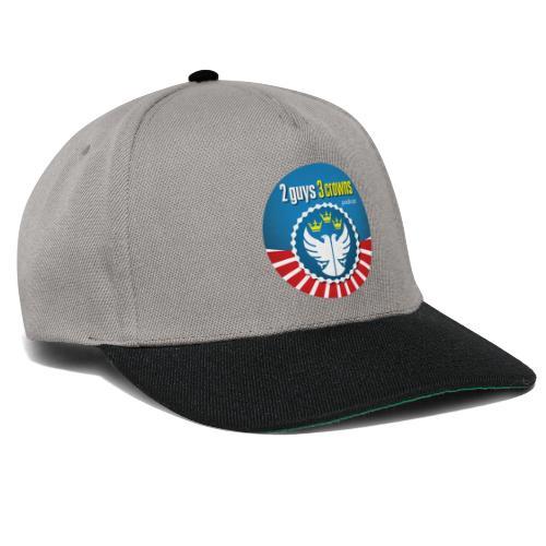 Classic Round 2G3C Logo - Snapback Cap