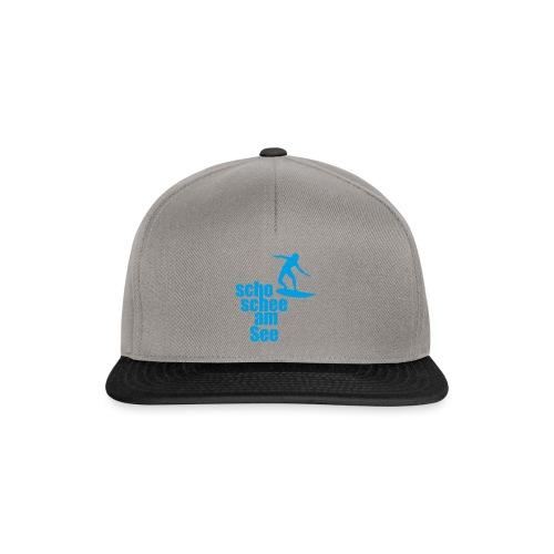scho schee am See Surfer 04 - Snapback Cap