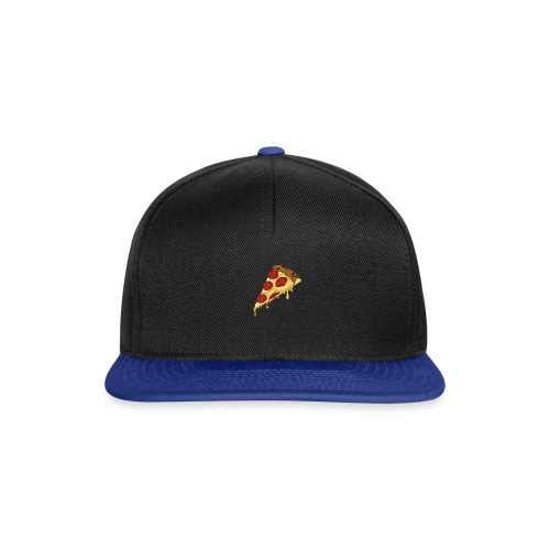 pizza design - Snapback cap