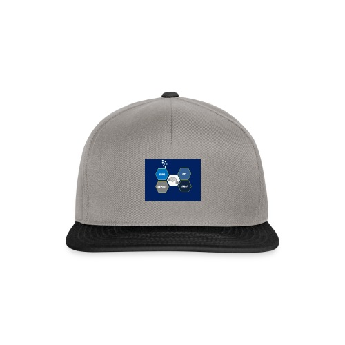 Dive_sleep_repeat_Hexagonal_v1-0_20161118 - Snapback Cap