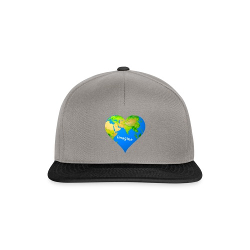 imagine - Snapback Cap