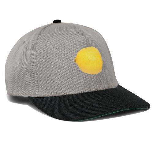 Lemon - Snapback Cap