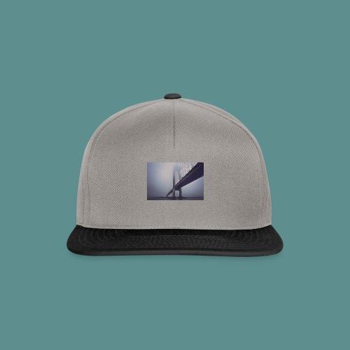 suspension bridge - Snapback cap