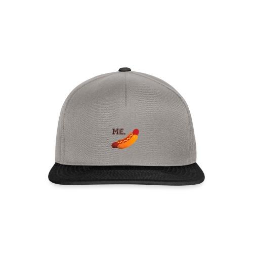 hotdog_light BODY - Snapback Cap