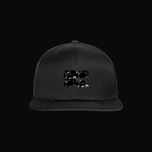 black bafti crew - Snapback Cap