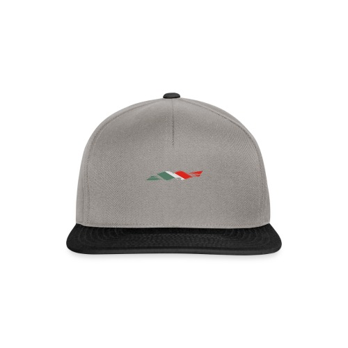 ITALIA BANDIERA - Snapback Cap