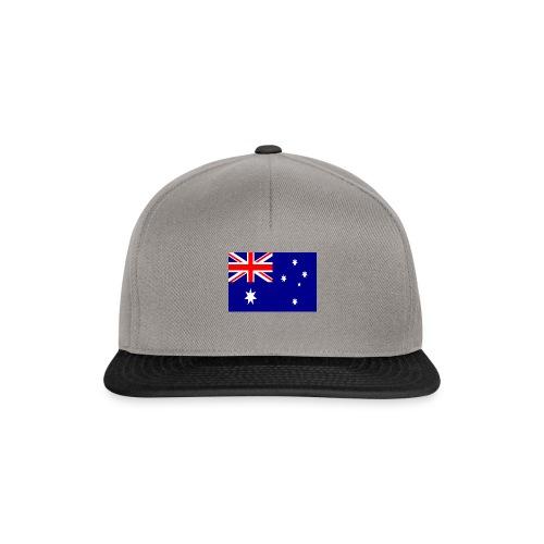 Australia flag - Snapback Cap