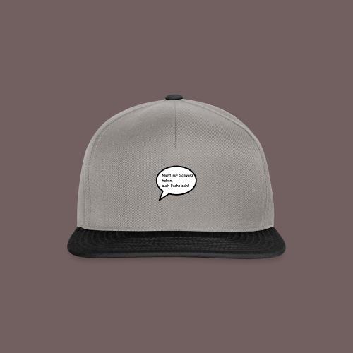 lustigerspruch - Snapback Cap