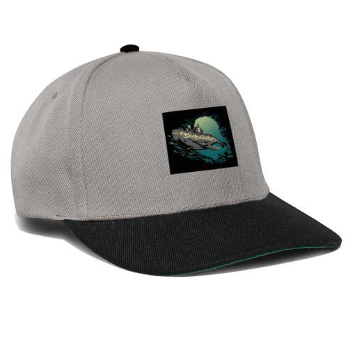 Backscatter - Snapback Cap