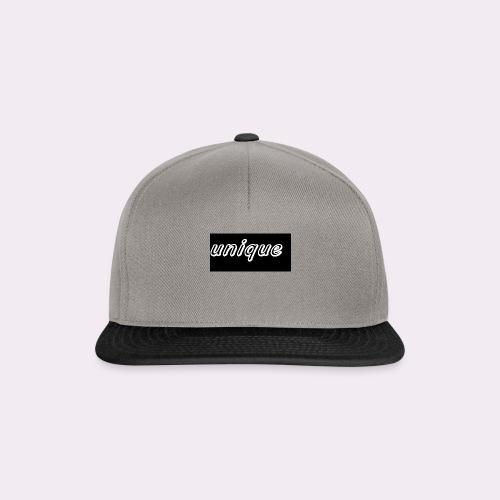 The unique range - Snapback Cap