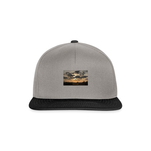 Sunsets and you - Snapback Cap
