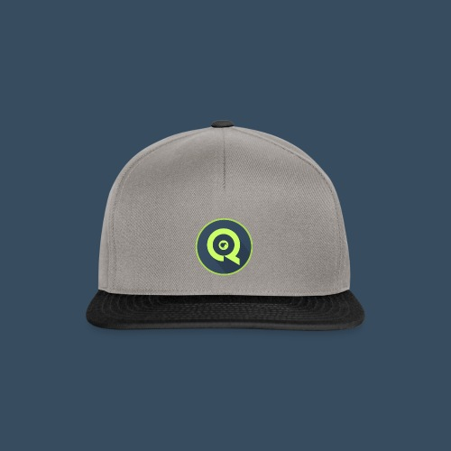 Logo Qiwee Rond - Casquette snapback
