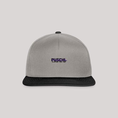 Das Puschl Logo - Snapback Cap