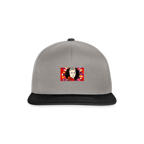 equality by santiago - Snapback cap