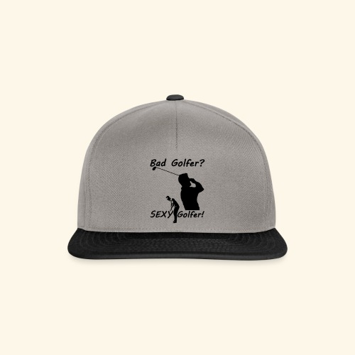 Sexy Golfer - Snapback Cap