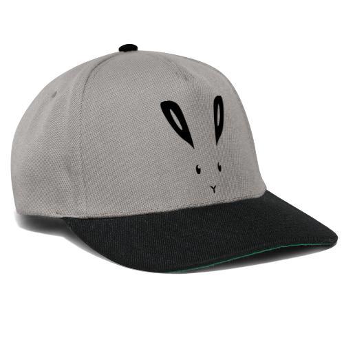 Hase Kaninchen Häschen Osterhase Feldhase bunny - Snapback Cap