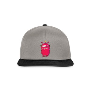 Alienating... (monster #1) - Snapback Cap