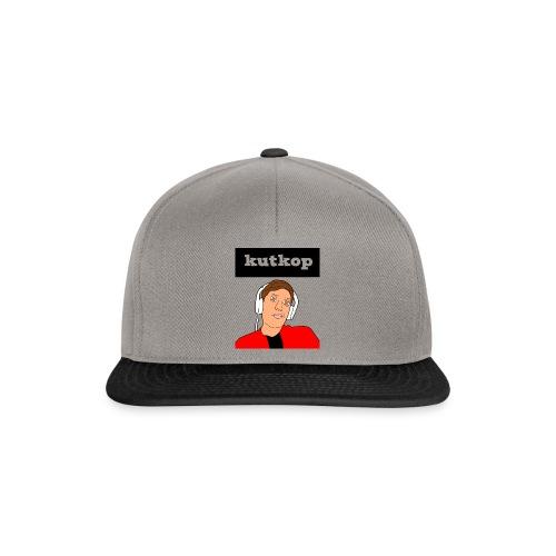 cartoon shirt/KutKopYT - Snapback cap