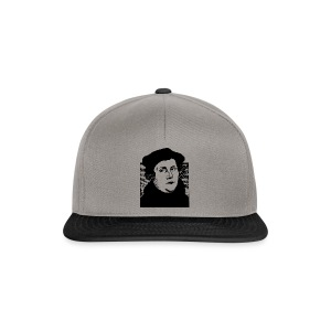 Plain Luther - Snapback Cap
