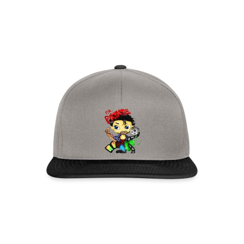 Mr Patate - Casquette snapback
