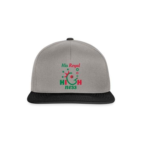 His Royal Highness - Snapback Cap