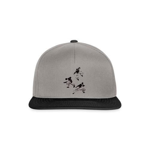 3 kungfu - Snapback Cap