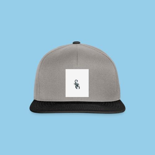 Scorpio - Snapback Cap