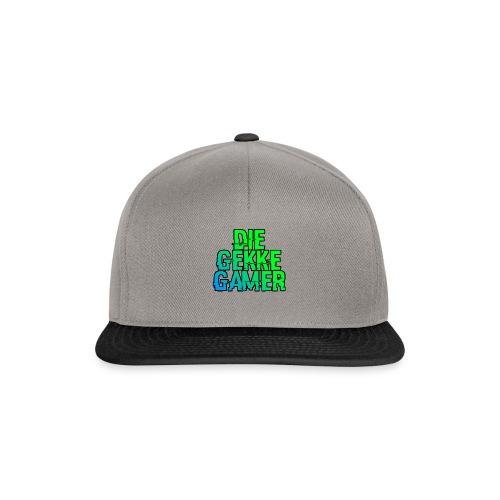 DieGekkeGamer. - Snapback cap