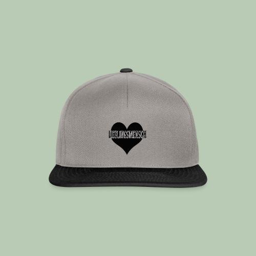 Liebling - Snapback Cap