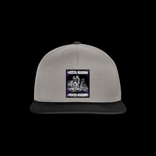 TESTO-MAHAWK Limited Testo-Edition - Snapback Cap