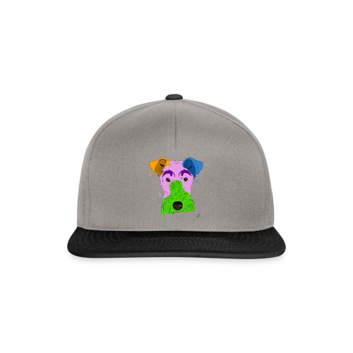 Fox Terrier - Snapback Cap
