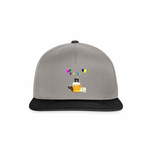 Finally 21 (2) - Snapback Cap