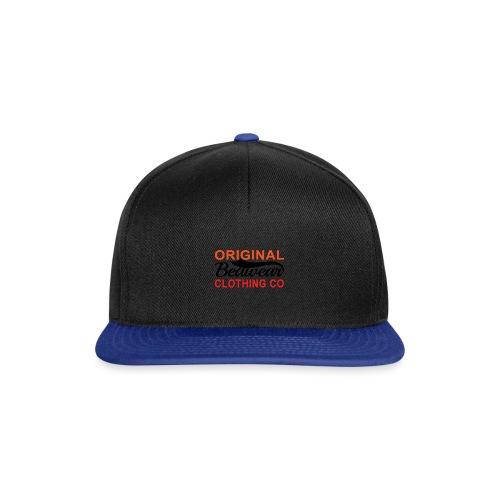 Original Beawear Clothing Co - Snapback Cap