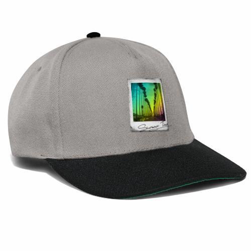 Summer Time - Snapback Cap