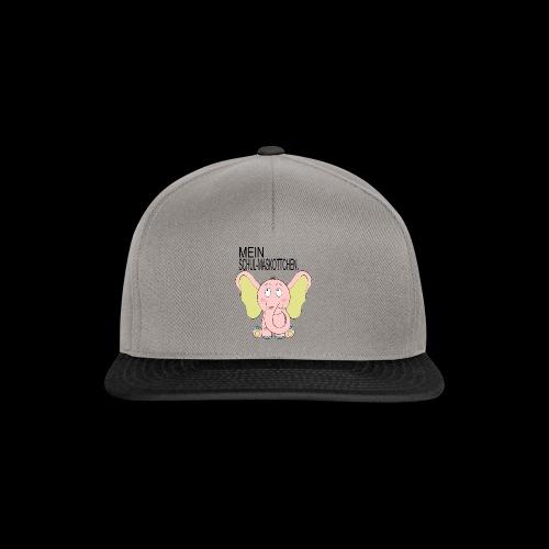 Mein Schul Maskottchen - Snapback Cap