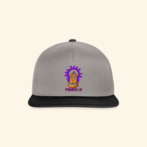 The beat is pumpkin - Snapback Cap
