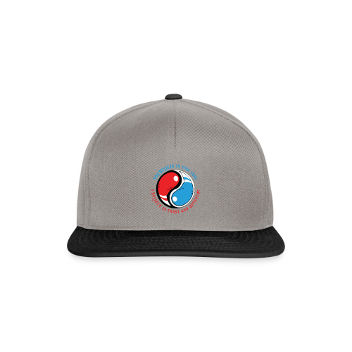Ying Yang for Fighter - Snapback Cap