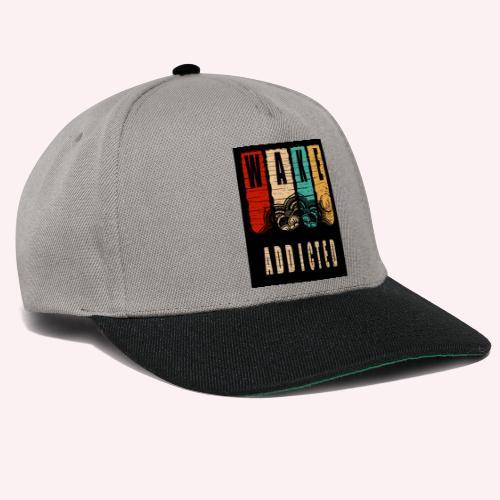 Wake Addict - Snapback Cap