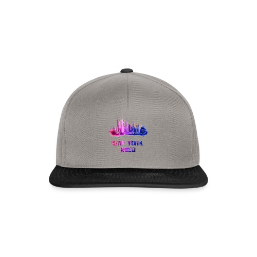 New York 2050 - Casquette snapback