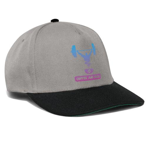 Fitness Lifestyle - Snapback Cap