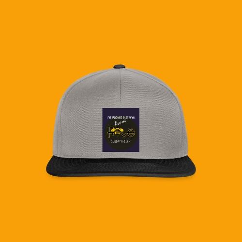 djstevy6 pooned - Snapback Cap