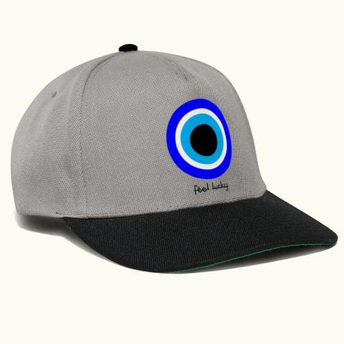 luck eye - Snapback cap