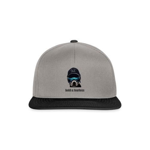 bold & fearless - Snapback Cap