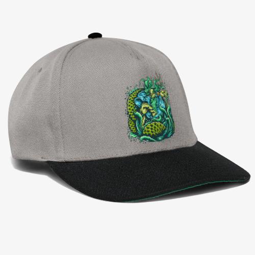 Gott des Meeres - Snapback Cap