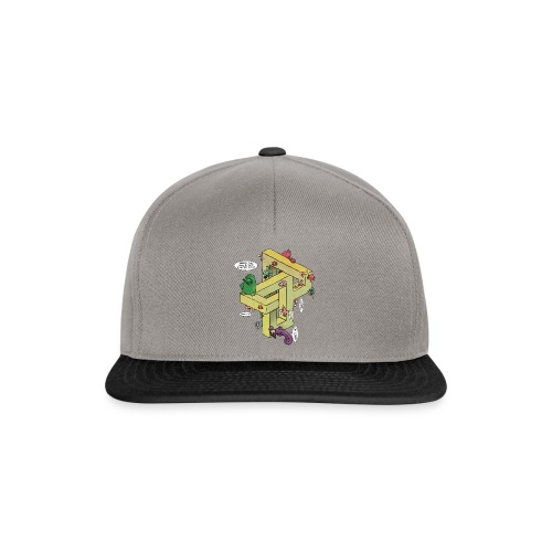 Tindaloo's plaground - Casquette snapback