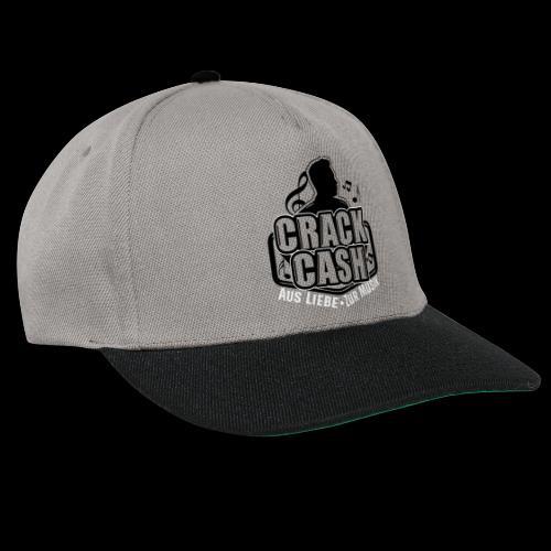 CrackCash Logo 2019 - Snapback Cap