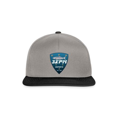 3xPM - Snapback Cap